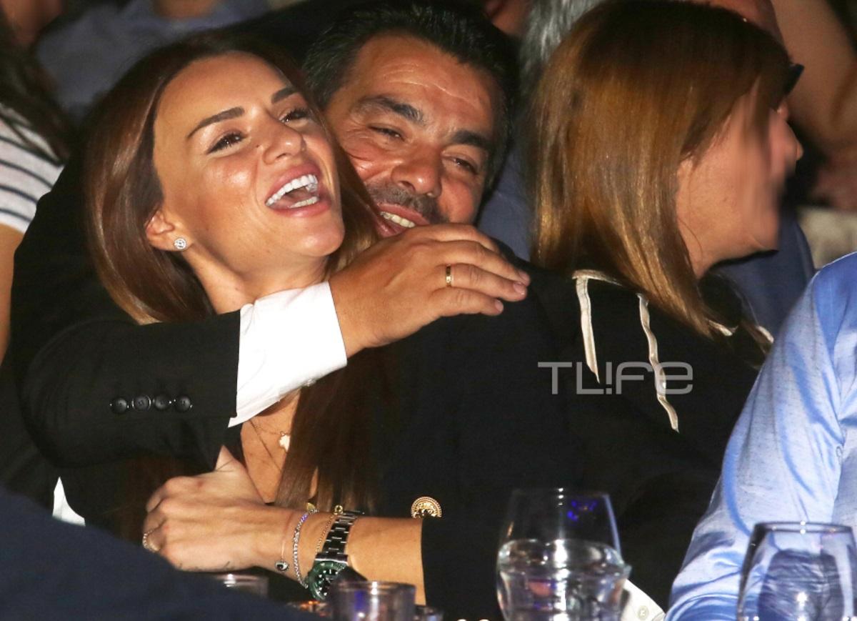 Ελένη Τσολάκη – Παύλος Πετρουλάκης: Σπάνια βραδινή έξοδος για το ερωτευμένο ζευγάρι! [pics] | tlife.gr
