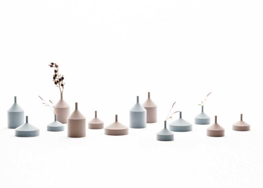 Unfinished vase: Αυτά τα minimal βάζα έχουν ένα μικρό ελάττωμα που τα κάνει μοναδικά | tlife.gr