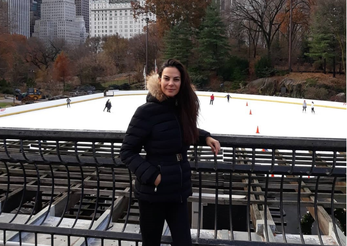 Εύη Βατίδου: Στιγμές χαλάρωσης στην Νέα Υόρκη! [pics] | tlife.gr