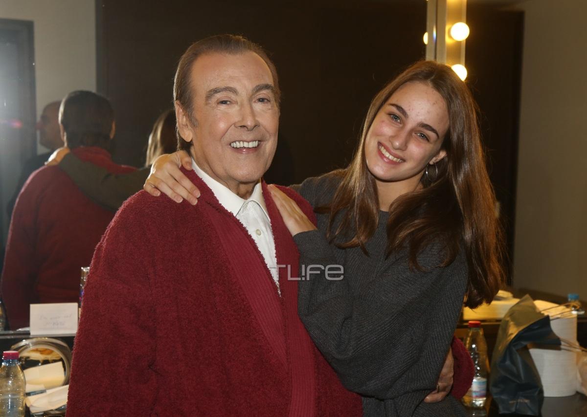 Τόλης Βοσκόπουλος: Η κόρη του είναι η μεγαλύτερή του θαυμάστρια! [pics] | tlife.gr
