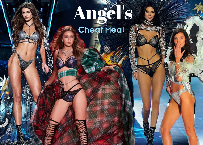 Δεν είναι μυστικό! Οι Άγγελοι της Victoria's Secret δήλωσαν τις αγαπημένες τους ατασθαλίες | tlife.gr