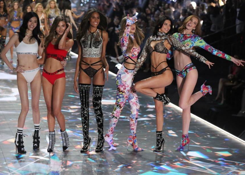 Αυτός είναι ο λόγος που δεν έχουμε δει plus size μοντέλα στο show της Victoria's Secret