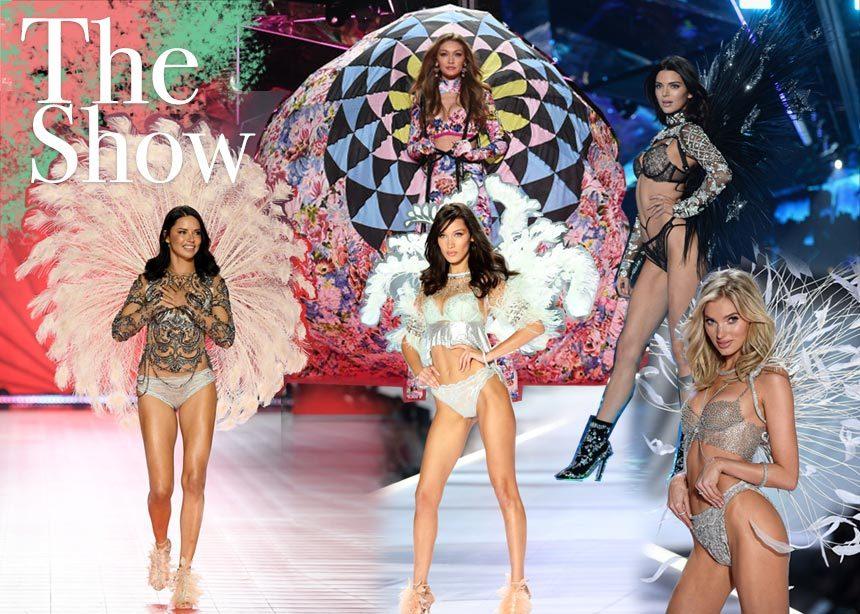 Victoria's Secret 2018: Το εντυπωσιακό show με τα σέξι εσώρουχα και τα πιο καλλίγραμμα κορίτσια | tlife.gr