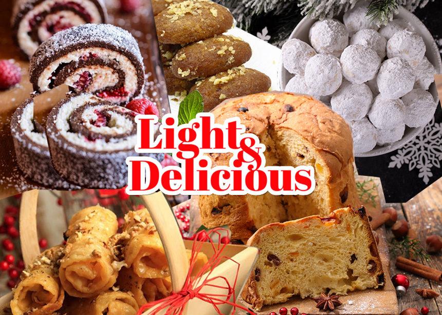 Light συνταγές: Πέντε αγαπημένα χριστουγεννιάτικα γλυκά με πολύ λιγότερες θερμίδες | tlife.gr