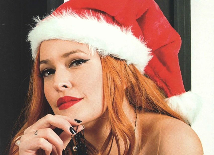 Σίσσυ Χρηστίδου: Στολισμός – υπερπαραγωγή στο σπίτι για τα Χριστούγεννα! [pics]   tlife.gr