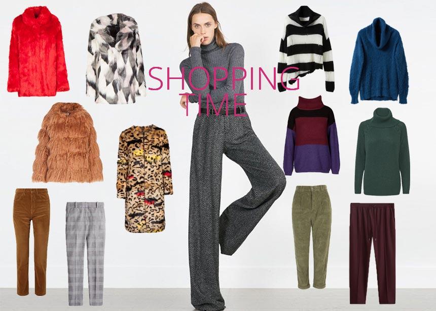 Γούνες, ζιβάγκο, ζεστά παντελόνια: Ένας οδηγός αγοράς με τα ρούχα που χρειάζεσαι για το φετινό χειμώνα