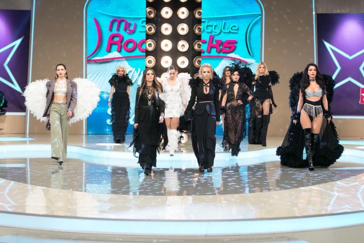 My Style Rocks: «Φτερά και πούπουλα» στο αποψινό Gala με quest έκπληξη! [pics] | tlife.gr