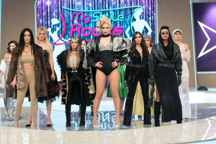 Gala Μy Style Rocks με Fashion Icons απόψε στον ΣΚΑΪ! [pics] | tlife.gr