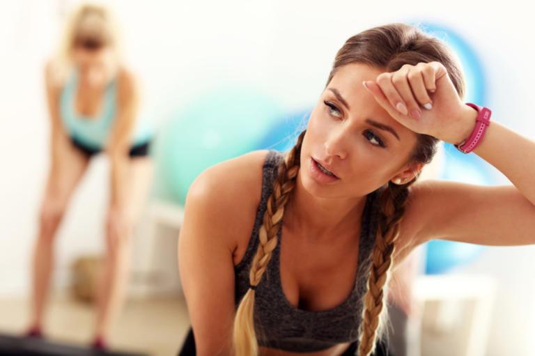 Γιατί πρέπει να ΜΗΝ φοράτε μέικαπ στο γυμναστήριο | tlife.gr