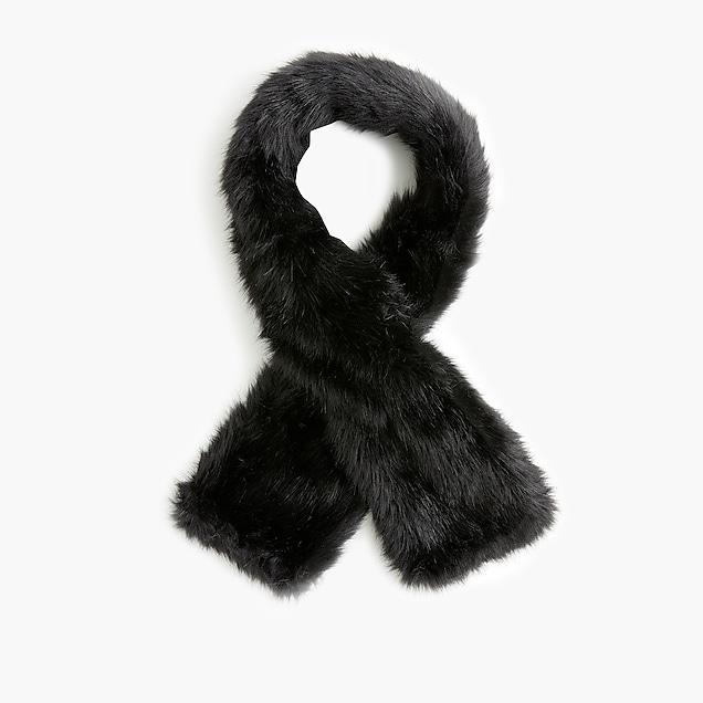 Fur scarf Ted Baker | tlife.gr