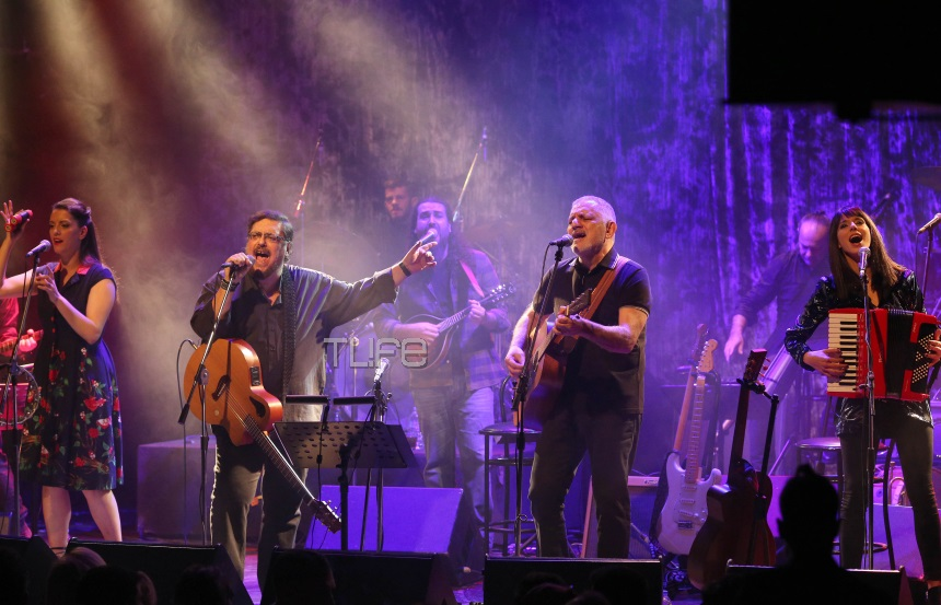 Δυναμική πρεμιέρα για Μαχαιρίτσα, Πορτοκάλογλου και Πάχου στο Γυάλινο Μουσικό Θέατρο! Φωτογραφίες   tlife.gr