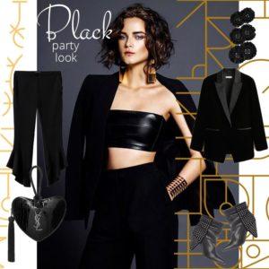 Party look: Black