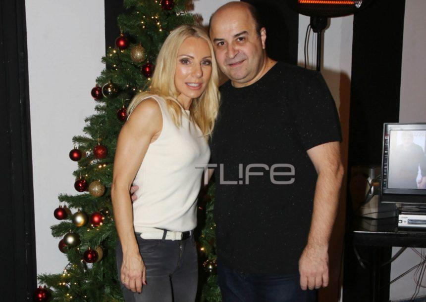Μάρκος Σεφερλής – Έλενα Τσαβαλιά: Βραδινή έξοδος στο θέατρο για το ζευγάρι! [pics] | tlife.gr