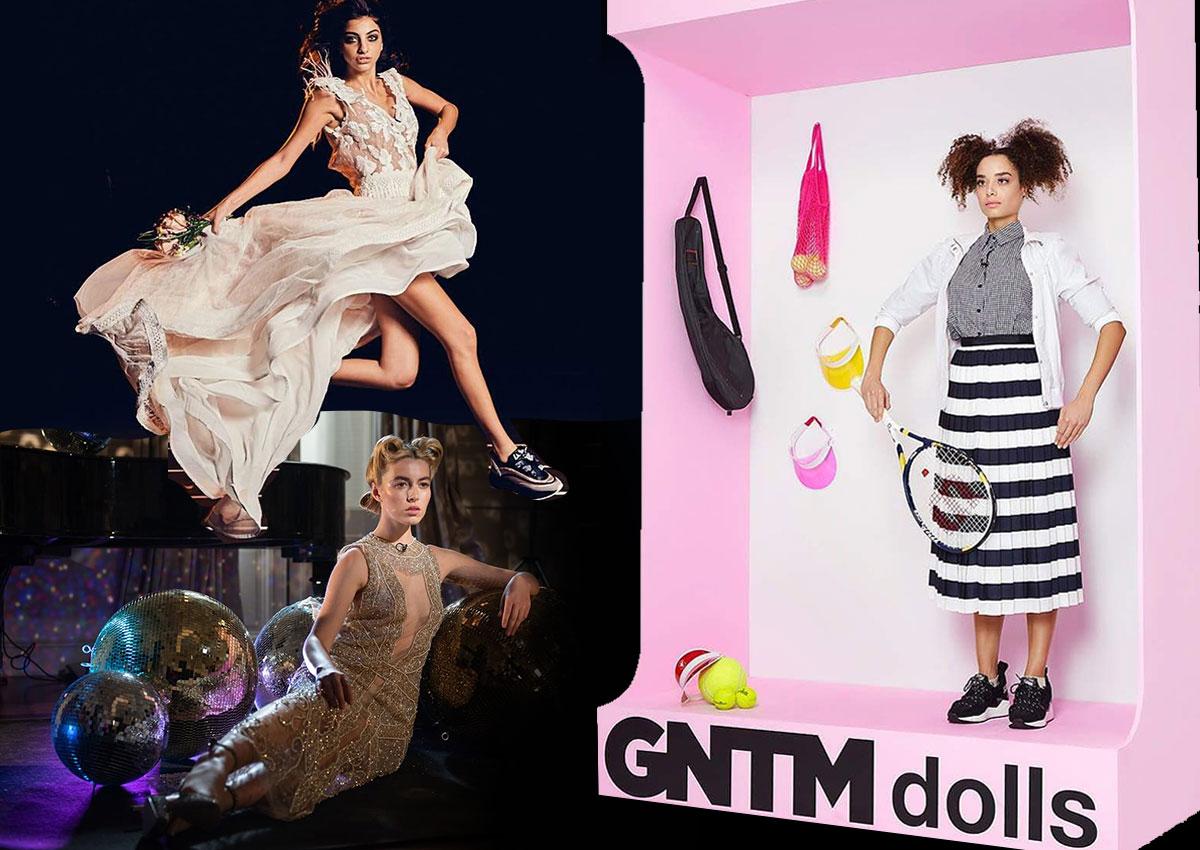 GNTM: Σήμερα ο μεγάλος τελικός! Οι νίκες και οι καλύτερες φωτογραφίες των τριών φιναλίστ | tlife.gr