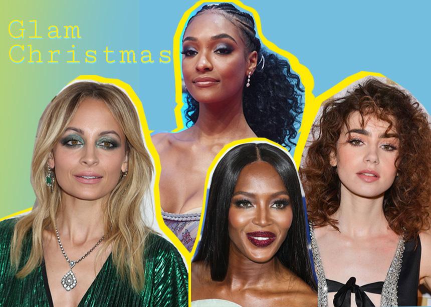 Glam Christmas! 12 διάσημα μακιγιάζ με glitter μας δίνουν έμπνευση για τις γιορτές! | tlife.gr