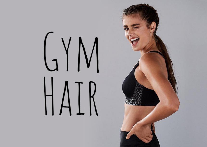 10 χτενίσματα που θα σε πείσουν να πας γυμναστήριο (και να χάσεις τα κιλά που θέλεις μέχρι τις γιορτές)! | tlife.gr