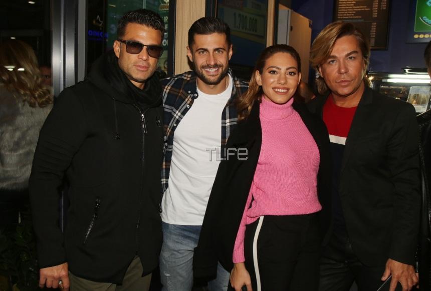 Εγκαίνια με πολλούς celebrities για το πρώτο κατάστημα block του ΟΠΑΠ στην Ελλάδα! Φωτογραφίες | tlife.gr