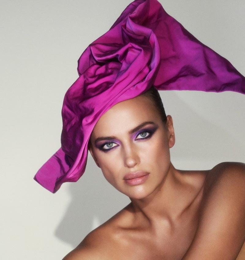 Η Irina Shayk είναι εκθαμβωτική στη νέα καμπάνια Marc Jacobs Beauty! | tlife.gr