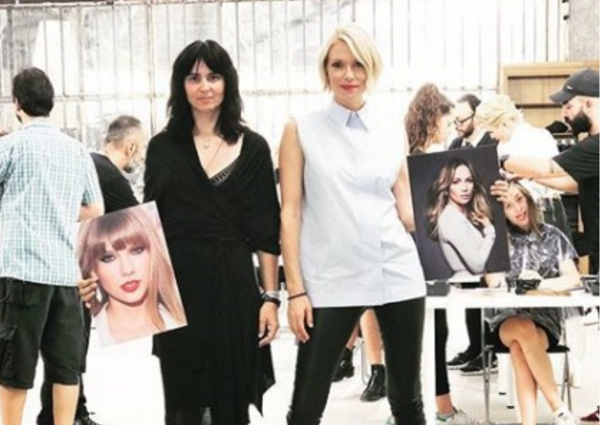 GNTM: Η «Θεά» Ζενεβιέβ Μαζαρί και η Βίκυ Καγιά «κλέβουν» τη δόξα από τις διαγωνιζόμενες! | tlife.gr
