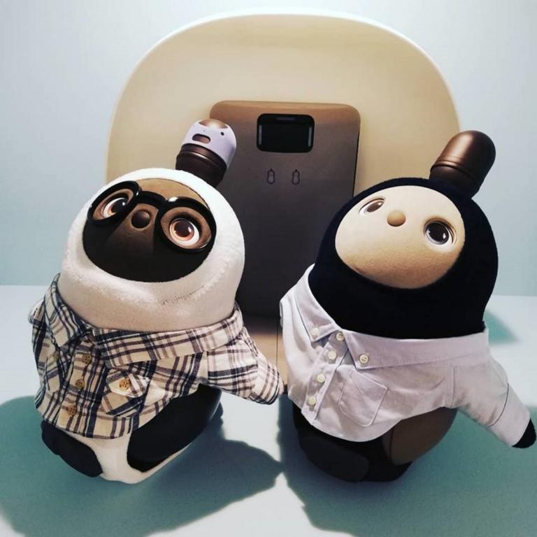 Αγάπη μόνο! Ρομπότ συντροφιάς που αλληλεπιδρά στα χάδια, κατασκεύασαν στην Ιαπωνία | tlife.gr