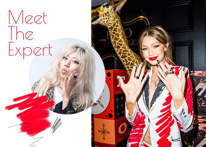 NAILS by MEI: τι έμαθα από την nail artist της Gigi Hadid! | tlife.gr