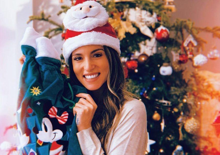 Αθηνά Οικονομάκου: Η συγκινητική εξομολόγηση για τα πρώτα Χριστούγεννα με τον γιο της, Μάξιμο! | tlife.gr
