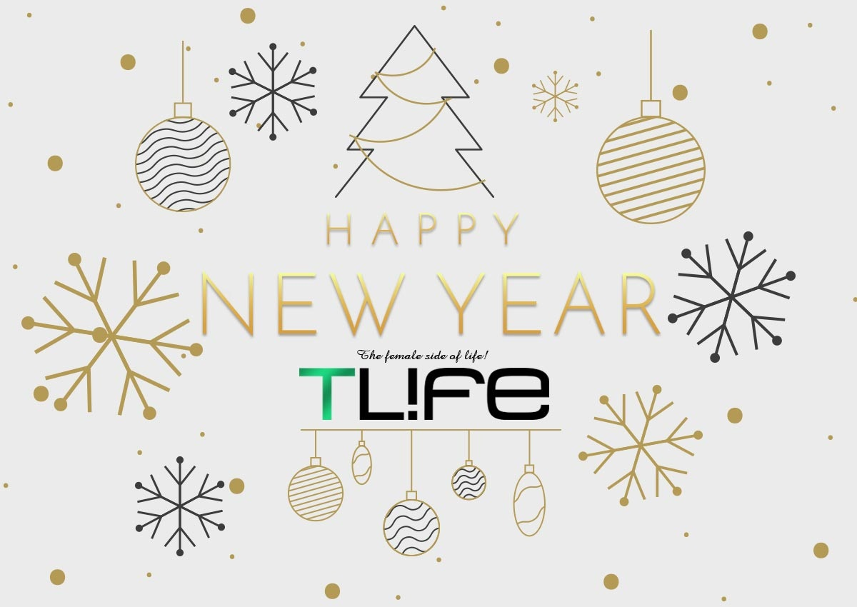 Καλή χρονιά! Ευτυχισμένο το 2019! | tlife.gr