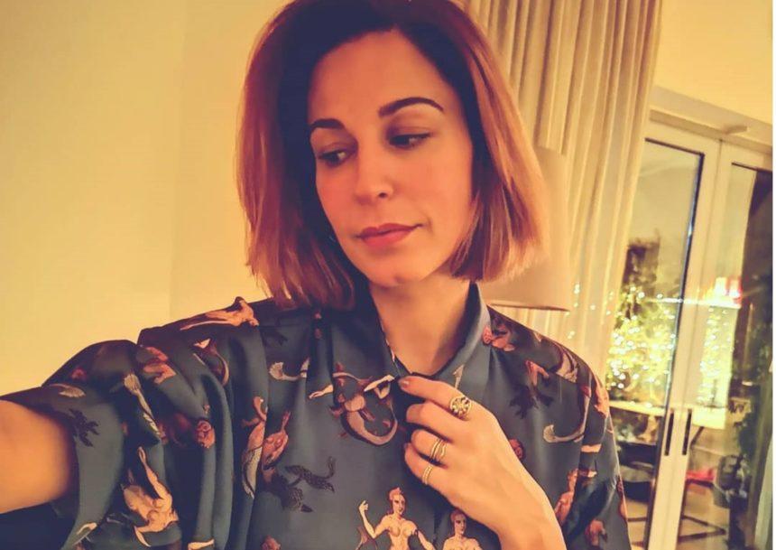 Κατερίνα Παπουτσάκη: Δες πόσο έχει φουσκώσει η κοιλίτσα της, στον 7ο μήνα της εγκυμοσύνης της! [pic] | tlife.gr