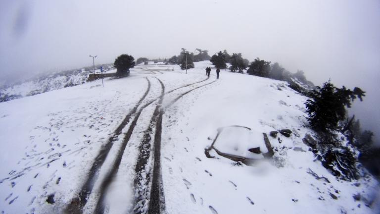 """Καιρός: """"Φόρεσε""""… λευκά το 8% της χώρας! Που χιόνισε τα Χριστούγεννα   tlife.gr"""