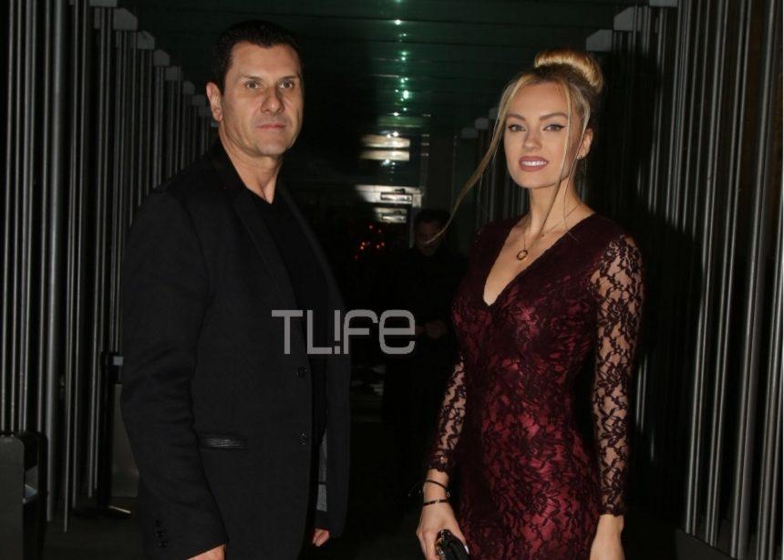 Τζούλια Νόβα: Σπάνια βραδινή έξοδος με τον σύντροφό της! [pics]   tlife.gr