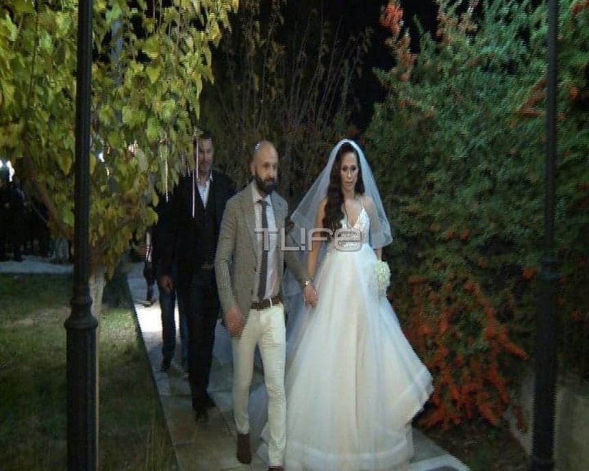Ο Υπάτιος Πατμάνογλου παντρεύτηκε την αγαπημένη Εμμανουέλα! Φωτογραφίες και βίντεο | tlife.gr