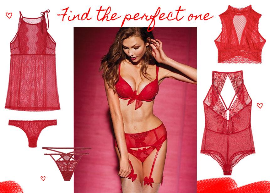 Οδηγός Αγοράς  Τα πιο sexy κόκκινα εσώρουχα για να υποδεχτείς το νέο χρόνο e1baa8cd7e2