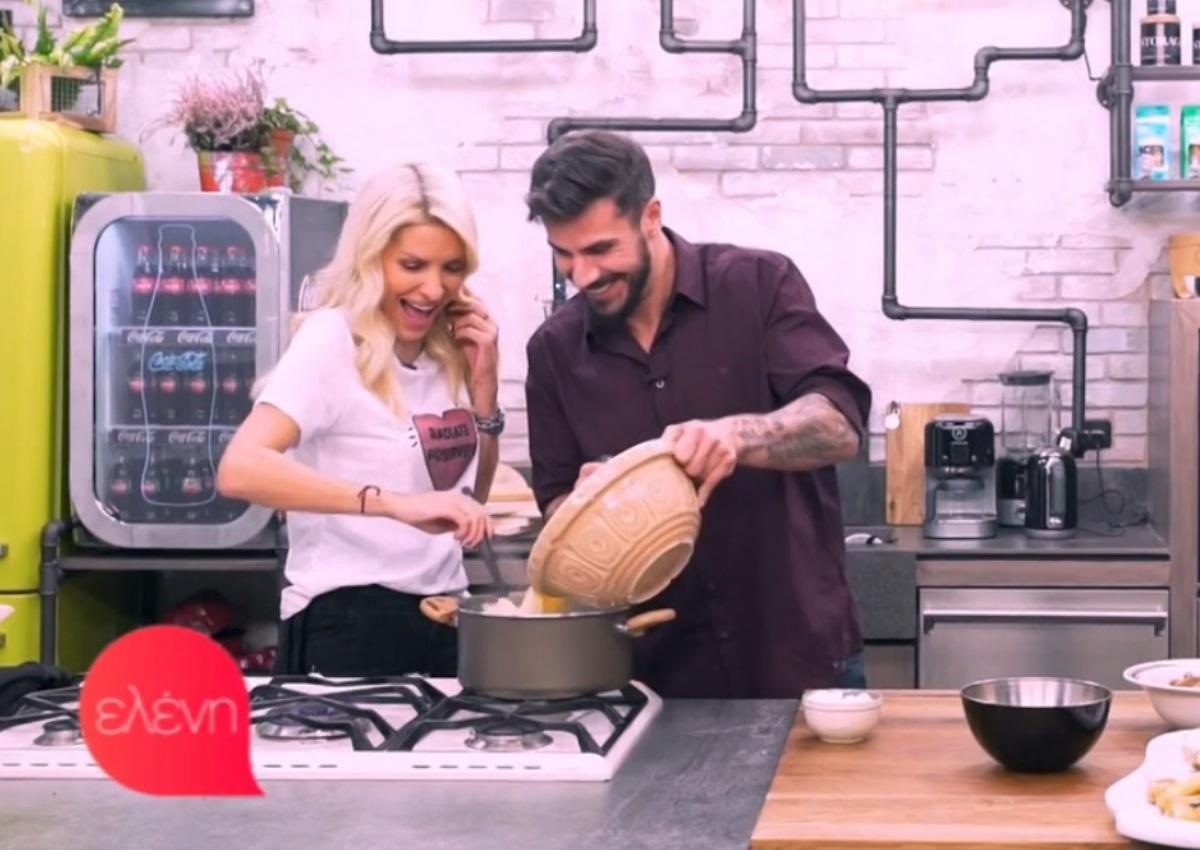 Η Ελένη Μενεγάκη στο «Kitchen Lab»! Πότε θα τη δούμε στην κουζίνα του Άκη Πετρετζίκη; | tlife.gr