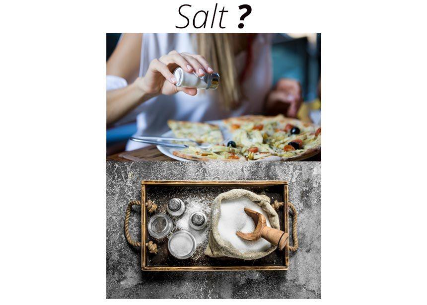 """Αλάτι: Πως επηρεάζει τη δίαιτα, πόσο πρέπει να τρως και tips για να το """"αποχωριστείς"""" εύκολα   tlife.gr"""