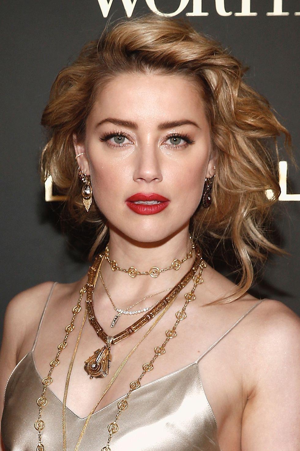 Makeup goals: το sexy μακιγιάζ της Amber Heard! | tlife.gr