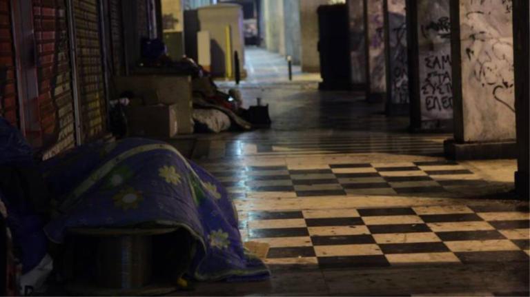 Καιρός: Θερμαινόμενος χώρος του Δήμου Αθηναίων για την προστασία των αστέγων από το κρύο | tlife.gr