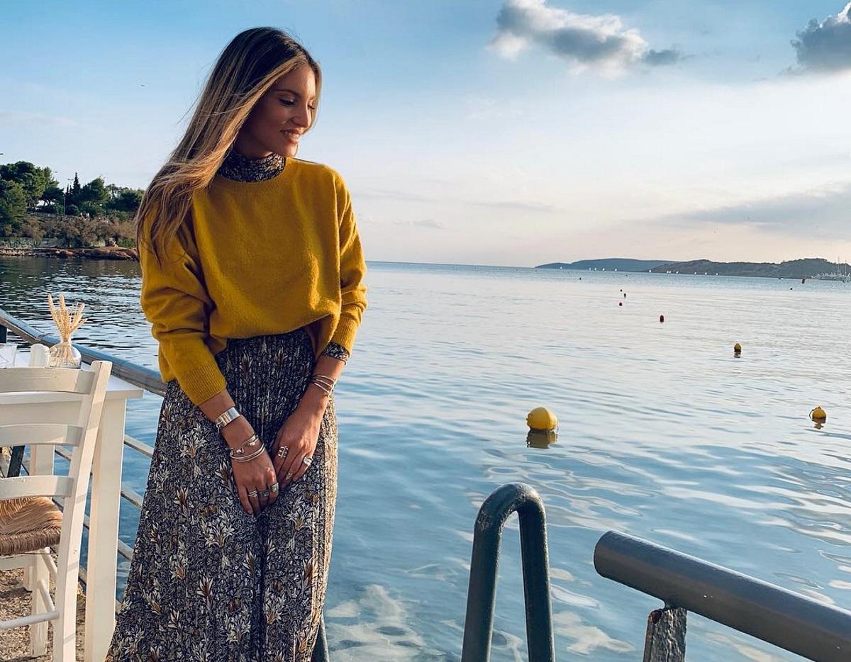 Αθηνά Οικονομάκου: Το τρυφερό φιλί με τον σύζυγό της λίγο πριν αποχαιρετήσουν το 2018! [pic]   tlife.gr