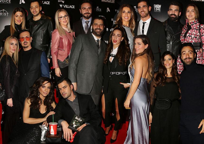 Πλήθος επωνύμων στην πρεμιέρα της ταινίας «The Bachelor 3»! [pics]   tlife.gr