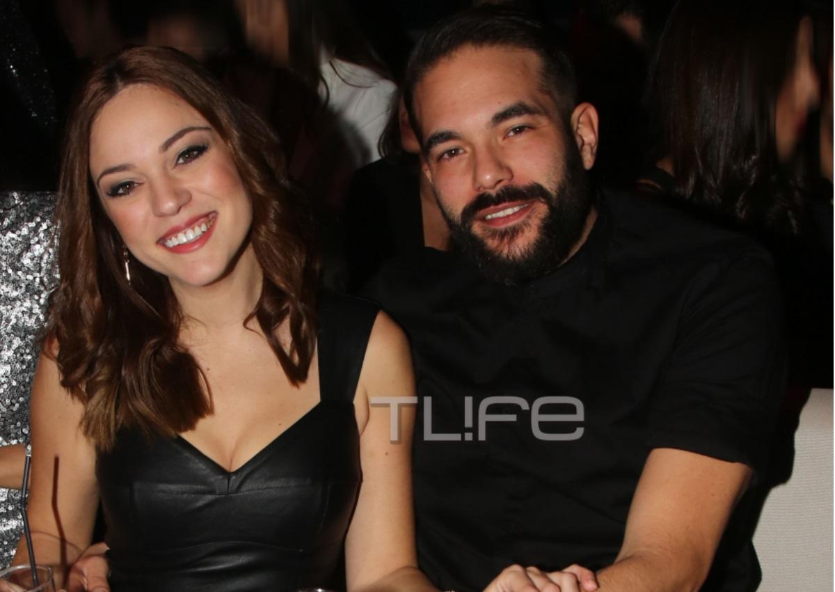 Μπάγια Αντωνοπούλου: Τρυφερά τετ-α-τετ με τον σύντροφο της σε σπάνια βραδινή έξοδό τους! [pics] | tlife.gr