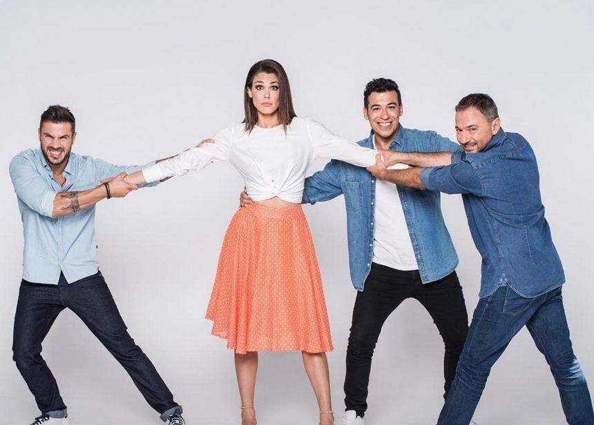 Ιωάννα Τριανταφυλλίδου: Το απολαυστικό video με τους κριτές του Bake Off Greece να τραγουδούν τα κάλαντα | tlife.gr