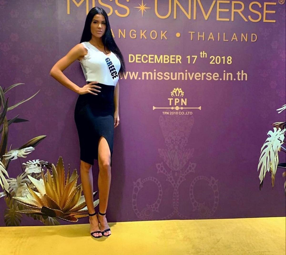 Ιωάννα Μπέλλα: Όλα όσα κάνει στην Ταΐλάνδη λίγο πριν τα Miss Universe! [pics,video] | tlife.gr
