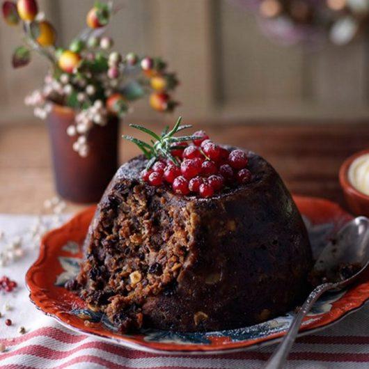 Χριστουγεννιάτικη παραδοσιακή πουτίγκα | tlife.gr