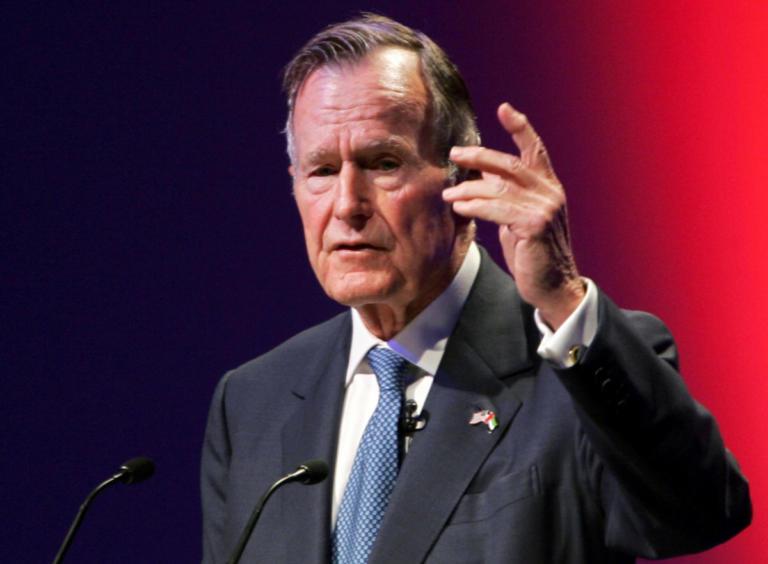 Πέθανε ο Τζορτζ Μπους   tlife.gr