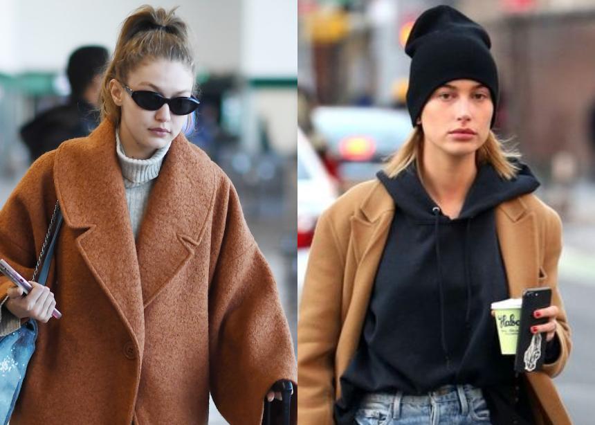 Καμηλό παλτό: Η Gigi Hadid και η Hailey Baldwin το φορούν με έναν πολύ ξεχωριστό τρόπο | tlife.gr