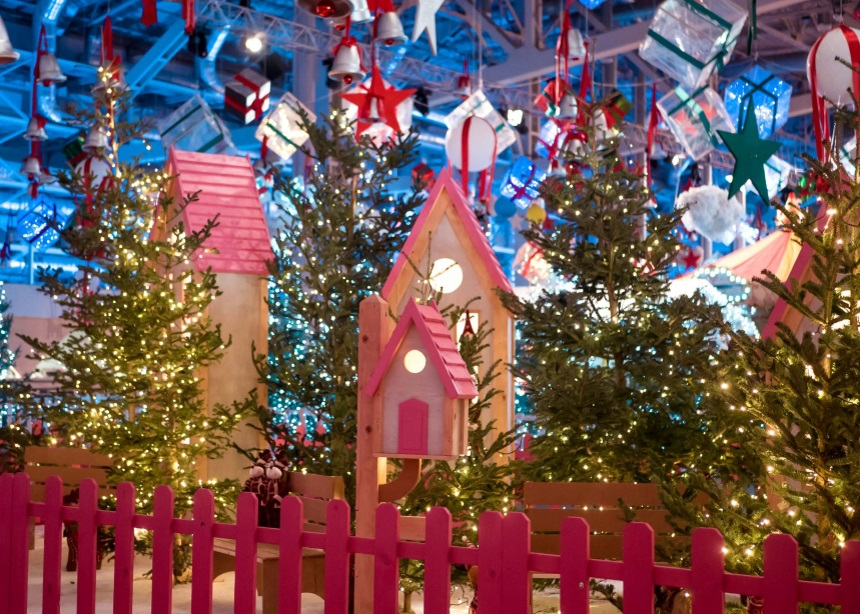 Christmas Fantasy Fun Park and Theater: Πού δίνουν όλοι ραντεβού φέτος τα Χριστούγεννα;
