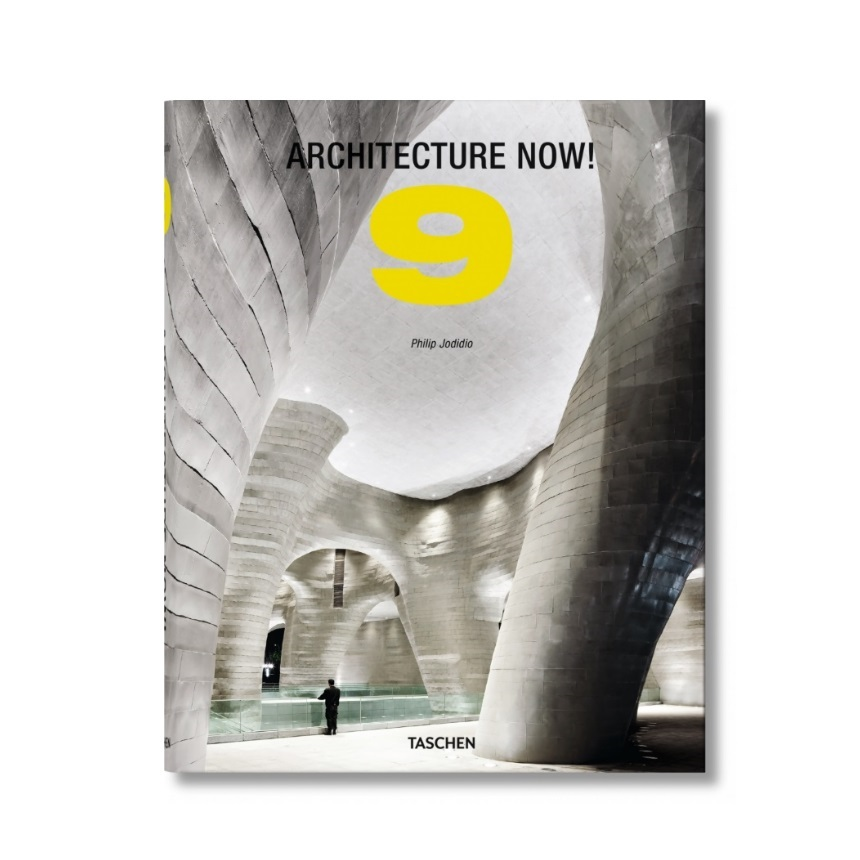 Coffee table book Architecture Now! (vol.9) Πολιτεία | tlife.gr