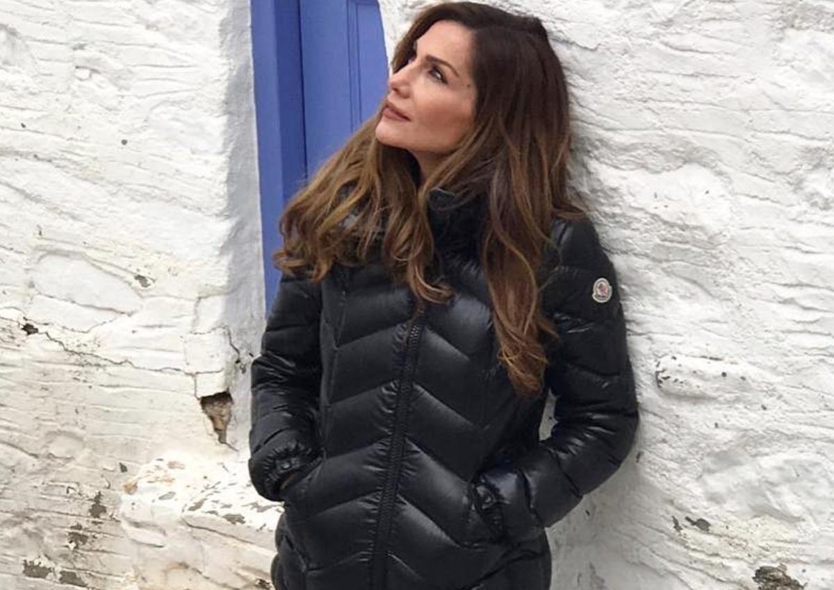 Δέσποινα Βανδή: Το ταξίδι στη Σύρο για τις ανάγκες της νέας της εκπομπής και οι ομορφιές που αντίκρισε εκεί! [pics]