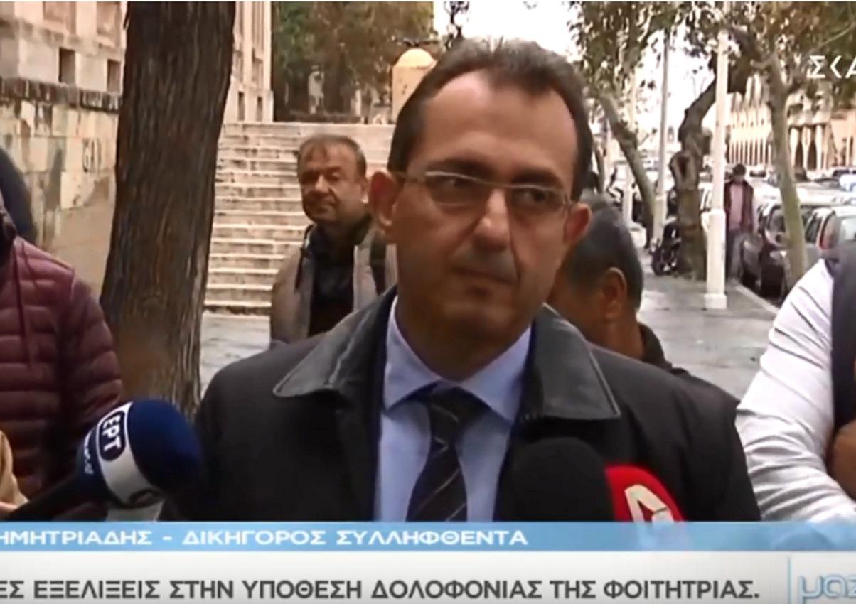 Ο δικηγόρος του Έλληνα συλληφθέντα μιλά στην κάμερα του «Μαζί σου» για την δολοφονία της 21χρονης φοιτήτριας [video] | tlife.gr