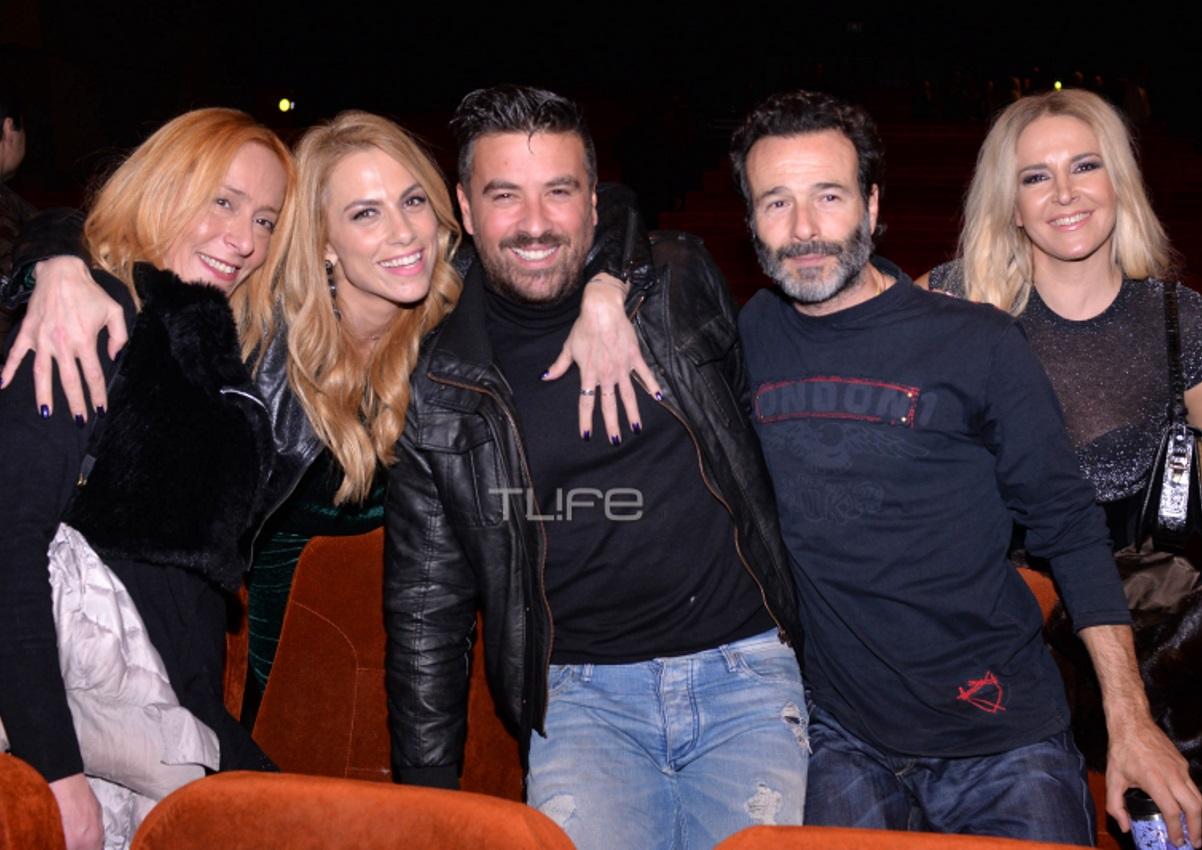 Λαμπερή πρεμιέρα για την «Νεράιδα και το Παλικάρι» με πολλούς celebrities [pics]   tlife.gr