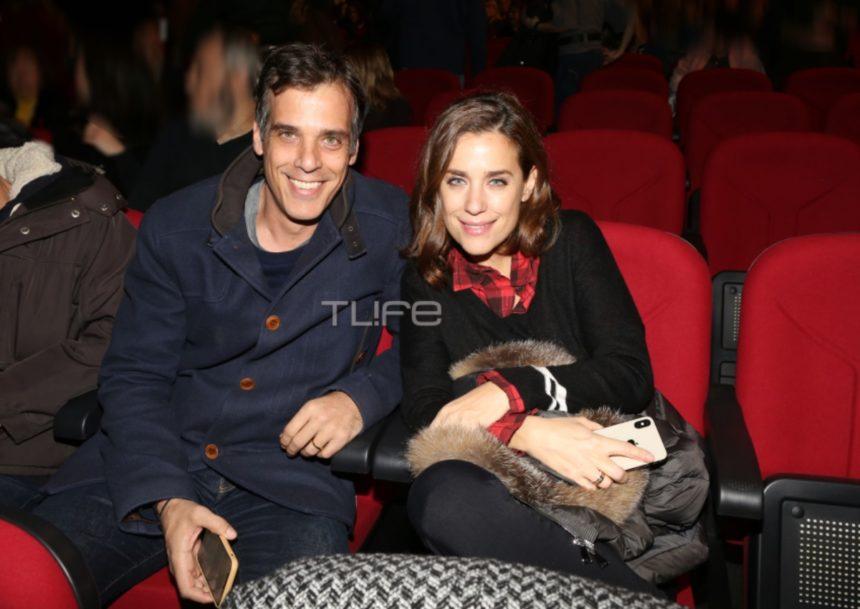 Εύα Αντωνοπούλου: Σπάνια εμφάνιση με τον γοητευτικό σύζυγό της! [pics] | tlife.gr